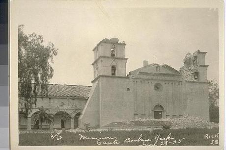 Earthquake Santa Barbara 1925 OAC 1