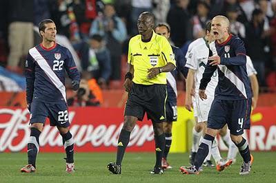 Officiating: Soccer's Biggest Problem