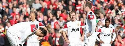 Why United Won't Win the Title