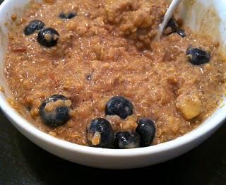 an oatmeal alternative