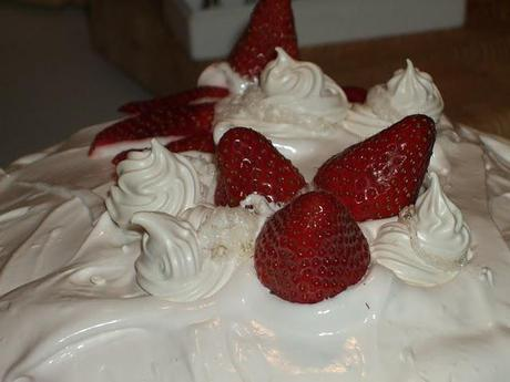 Birthday Cake #17 - Strawberry