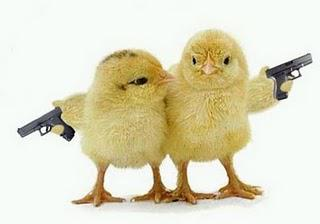 Chicks Do Not Dig: The March Edition