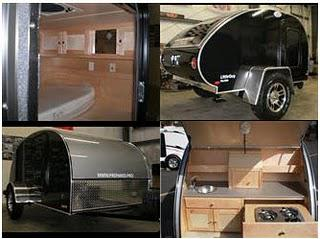 Our New Bugout Teardrop Trailers