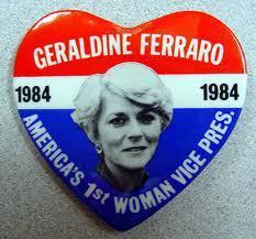 Geraldine Ferraro: A Tribute