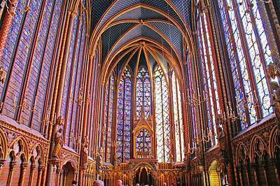 A Miracle of Light - Sainte-Chapelle