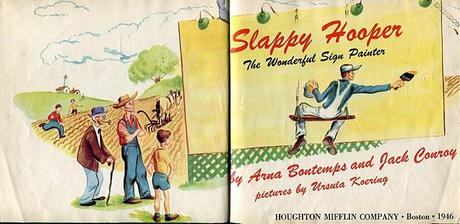 ARNA BONTEMPS AND JACK CONROY: SLAPPY HOOPER