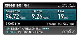 My Internet Speed