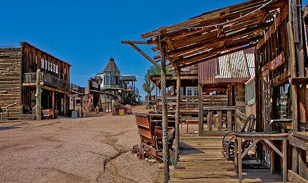 12 American Ghost Towns