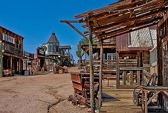 12 American Ghost Towns Paperblog