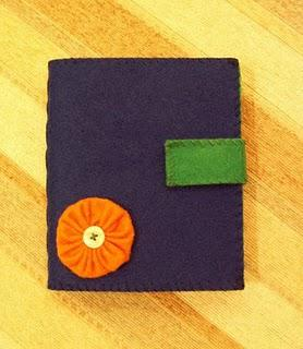 Felt Needle Book – Custom Made
