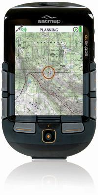 Gear Box: Satmap Active 10 Trek GPS