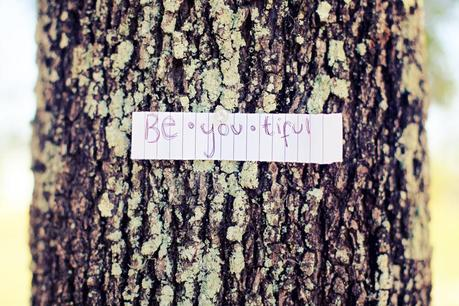 note on tree by Alex Beadon Photography