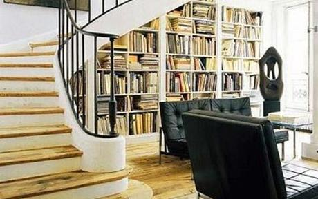 The Charm of A Home Library