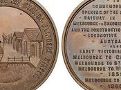 Commemorative Medallion: Flinders Street Station