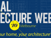 National Architecture Week 2010 Melbourne