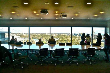 View from the Top: 101 Collins Street