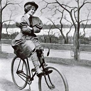 Wheels Of Change: How The Bicycle Empowered Women