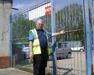 Unsung heroes of football – The Non league steward