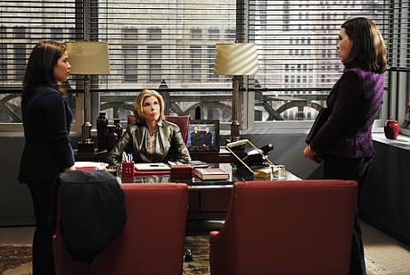 "Review #2428: The Good Wife 2.18: ""Killer Song"""