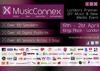 Music Connex Conference
