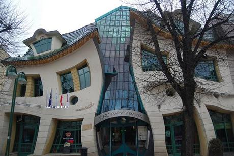 There was a Crooked House