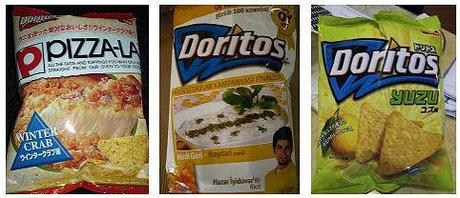 102 Doritos Flavors From Around The World