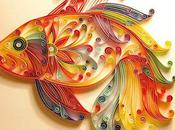 Quilling Turning Paper Strips Into Intricate Artworks
