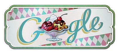 Google Celebrates 119th Birthday Of The Sundae