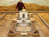 Retired Farmer Builds Scale Model Ancient King Herod's Temple