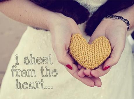 i shoot from the heart