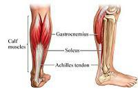 Delayed Onset Muscle Soreness DOMS Poor Calves!