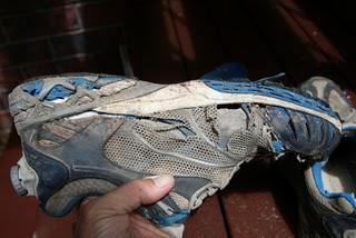 Hill Repeats 10 : Shoes 0
