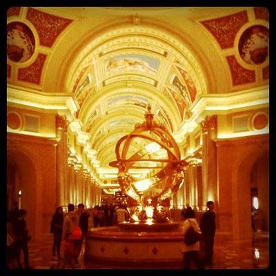 Lost in Macau