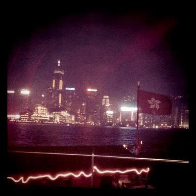 Lost in Hong Kong (DAY 1)
