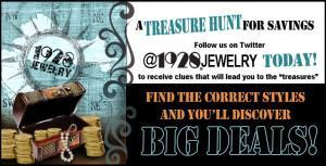 TREASUREheader21 300x153The Great 1928 Twitter Treasure Hunt!