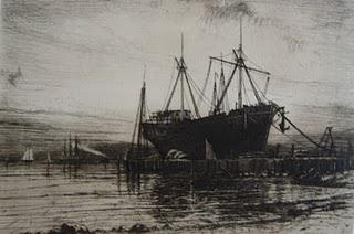 New York Etching Club: Henry Farrer