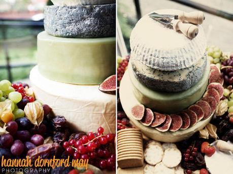 Wedding Cheesecake from Hannah Dornford May photography