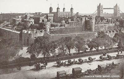 Souvenir of London: Tower of London