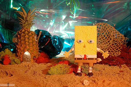 SpongeBob SquarePants Characters In Real Life