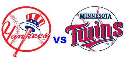 Live from New York, it's…the Yankees vs. Twins (and Random Thoughts on the 2011 Season)