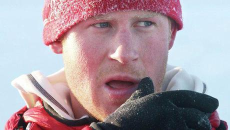 North Pole 2011: Prince Harry Begins Polar Trek
