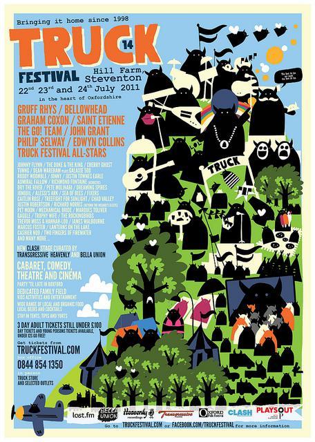 Festival Update: Truck 2011