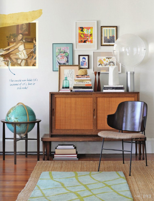 Not to miss house tour for mid-century modern fans