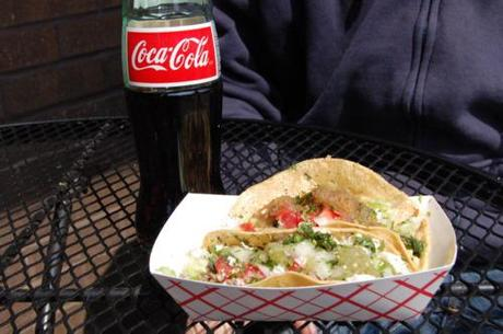 Coke and Tacos