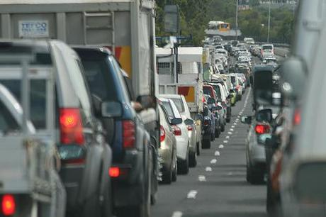 Traffic in Brisbane