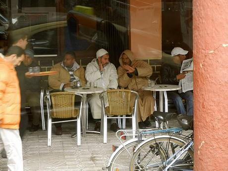 Scenes from Everyday Life/Marrakesh Medina