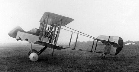 Planes Used During World War I