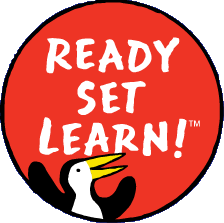 Logo for Ready Set Learn