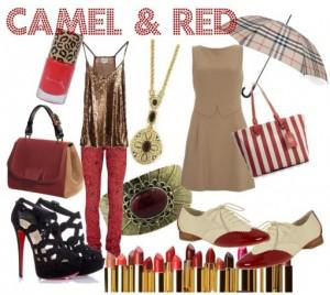 cr 300x268The Pretty Duo: Camel and Red