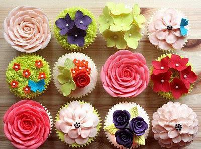 Dreamy Cupcakes